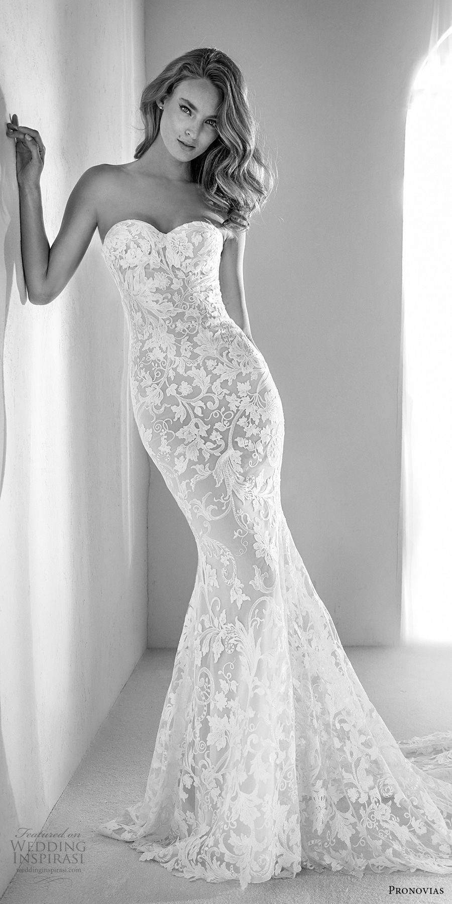 Danubio dentro Eclipse solar  Atelier Pronovias 2018 Wedding Dresses | Wedding Inspirasi