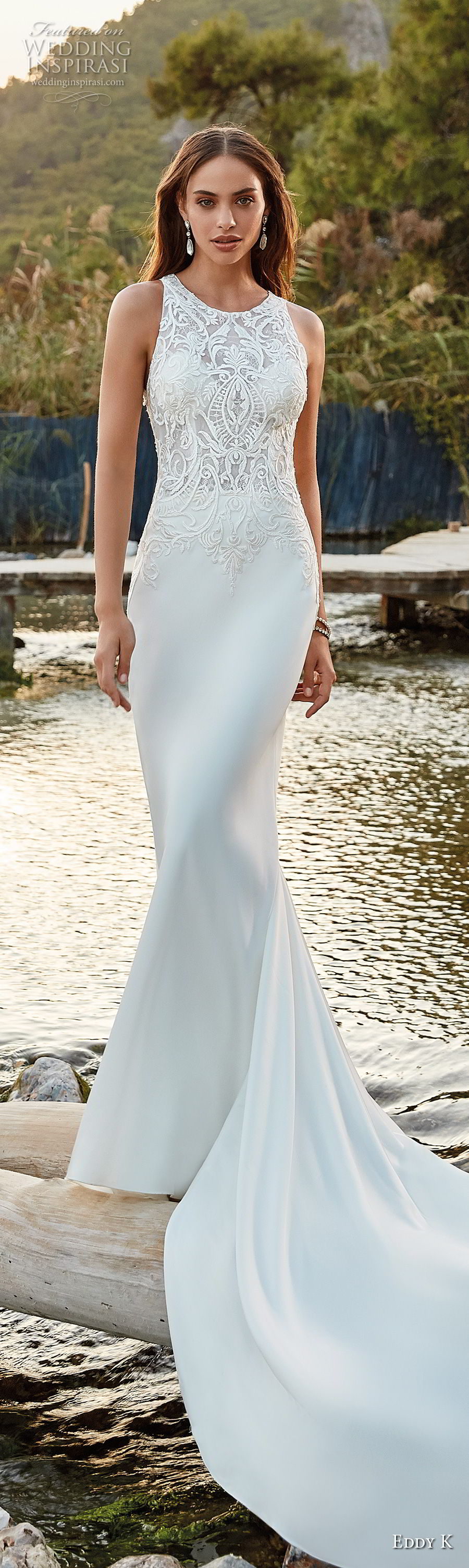 Eddy K. Dreams 2019 Wedding Dresses | Wedding Inspirasi
