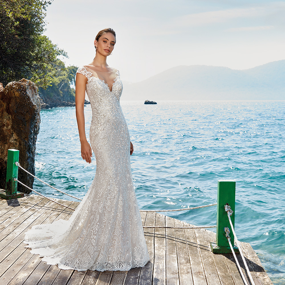 Eddy K. Dreams 2019 Wedding Dresses