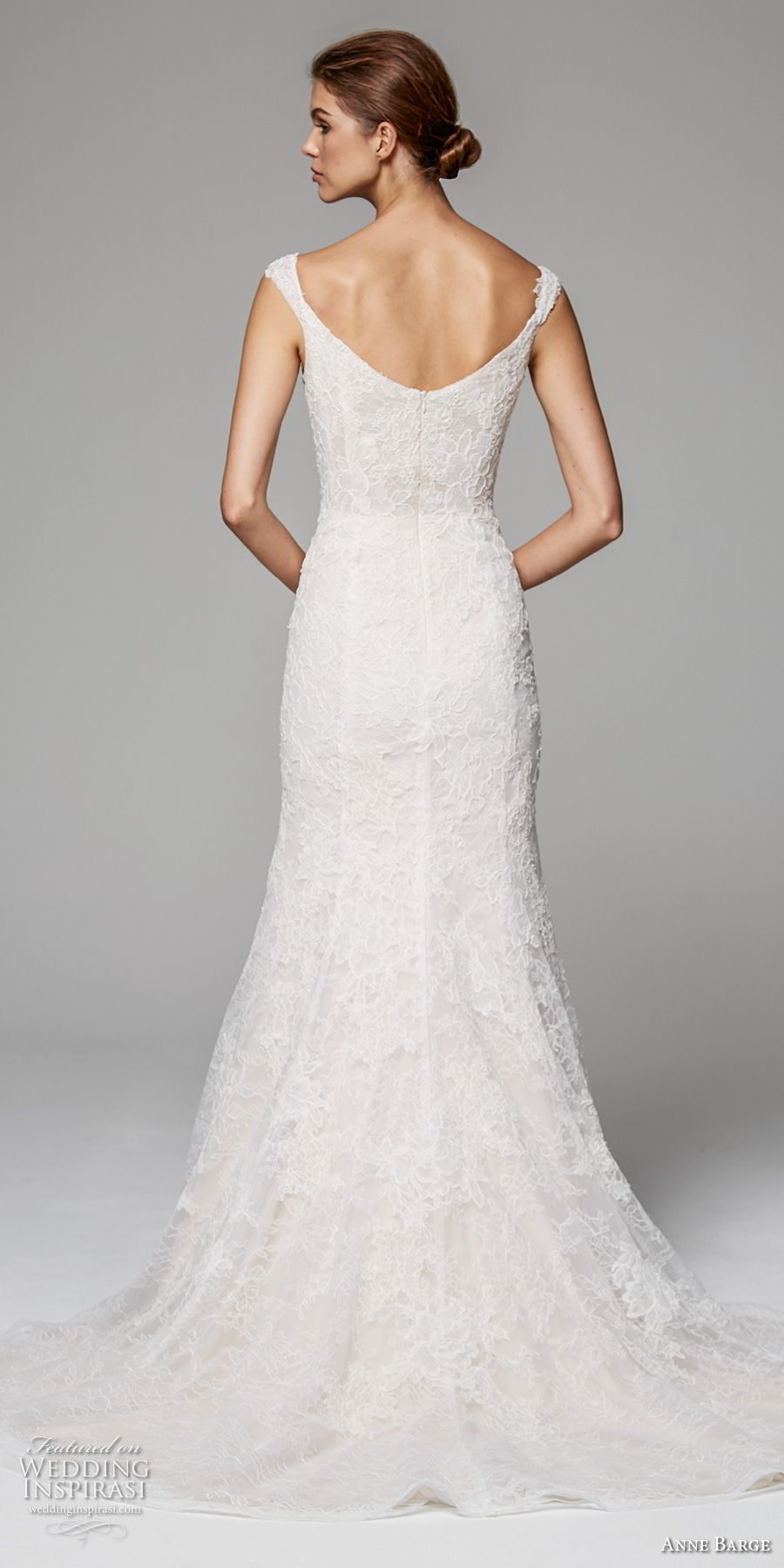 anne barge fall 2018 bridal sleeveless with strap v neck full embellishment elegant a  line wedding dress sweep train (2) bv