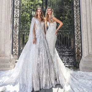 ashley justin spring 2018 bridal wedding inspirasi featured wedding gowns dresses collection