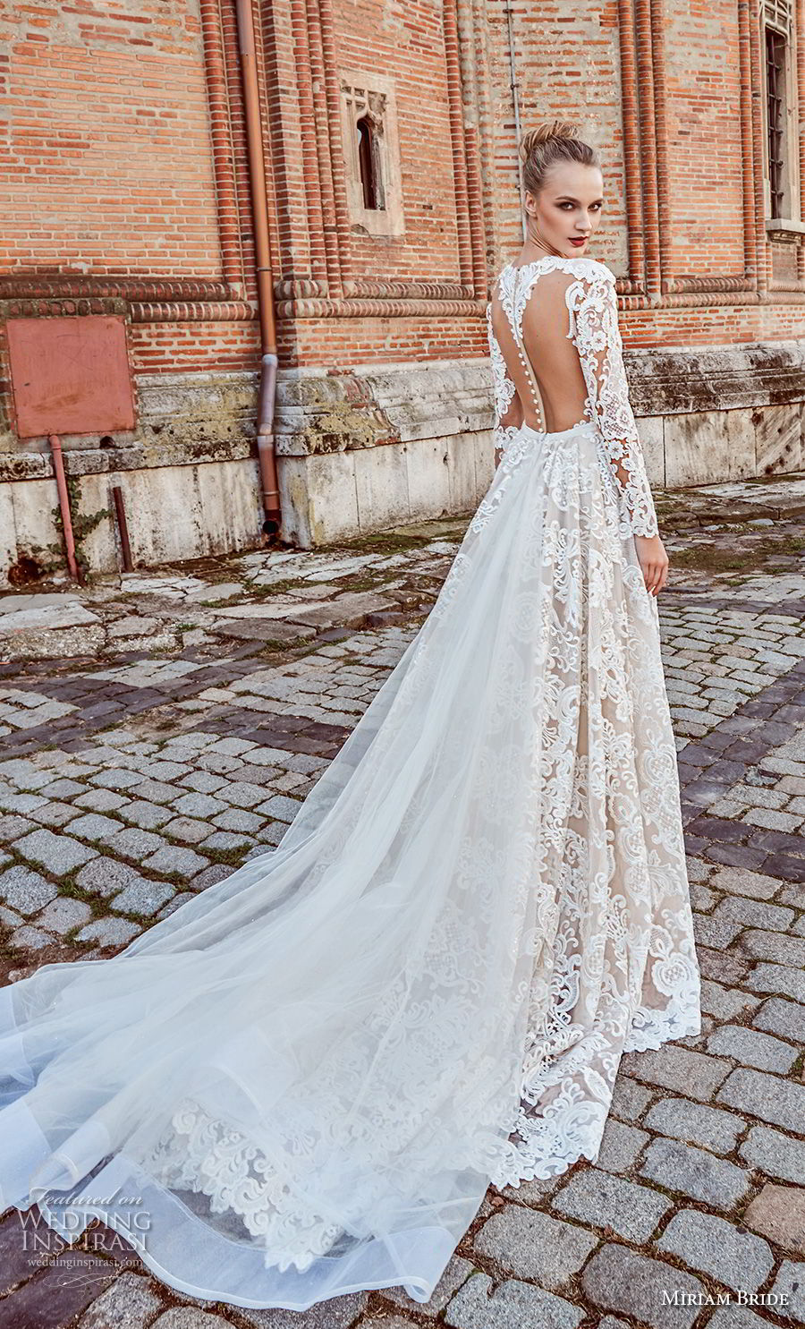 Miriams Bride 2018 Wedding Dresses Wedding Inspirasi