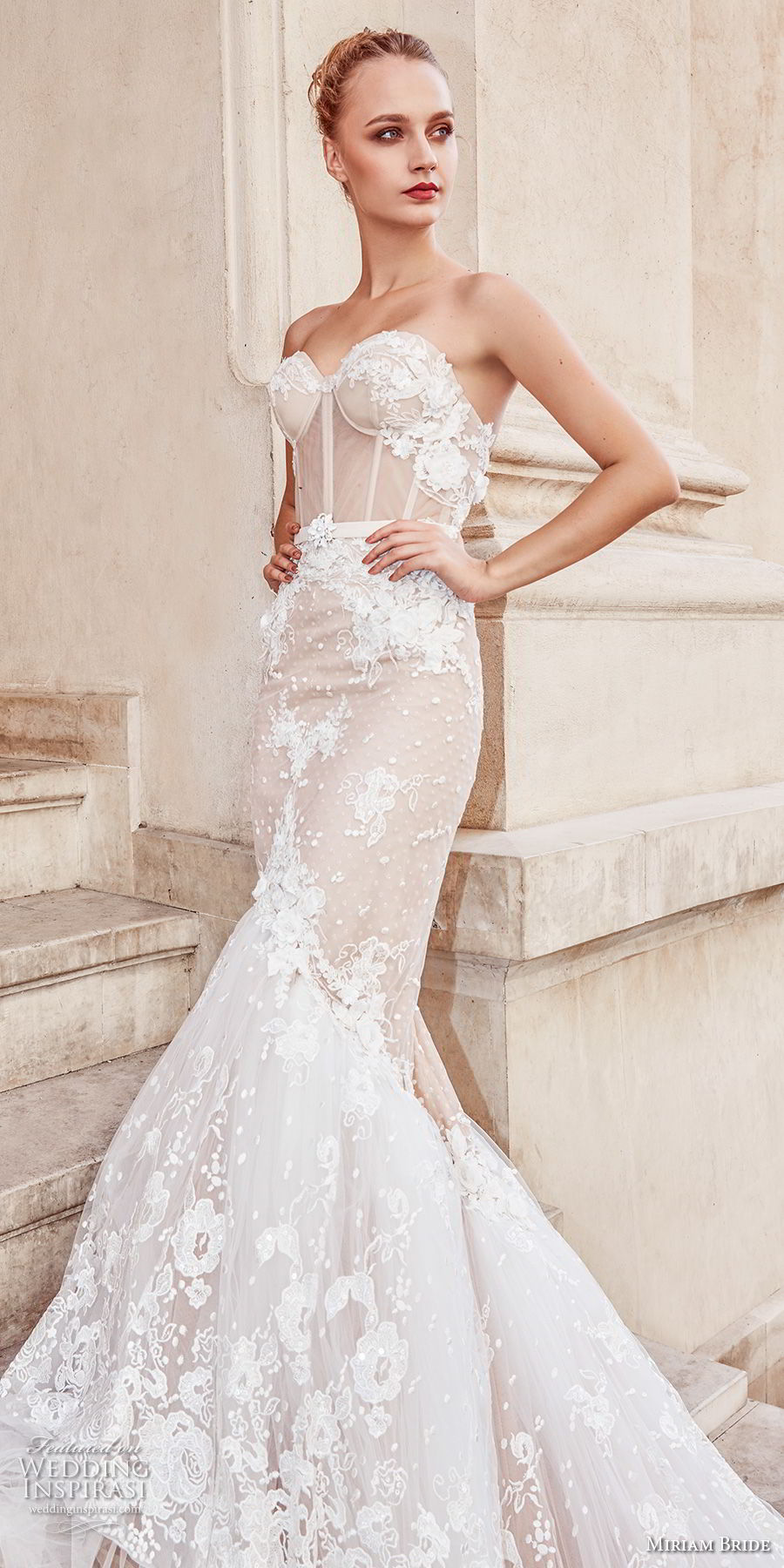Miriams Bride 2018 Wedding Dresses | Wedding Inspirasi