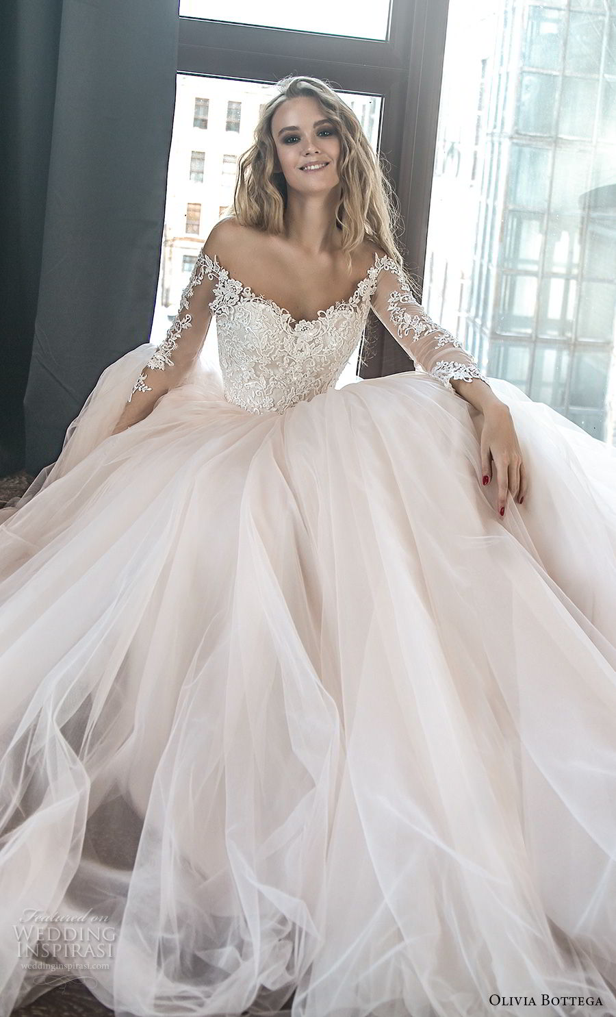 Wedding Dresses 2018.Olivia Bottega 2018 Wedding Dresses Wedding Inspirasi