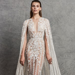 zuhair murad fall 2018 bridal wedding inspirasi featured wedding gowns dresses and collection