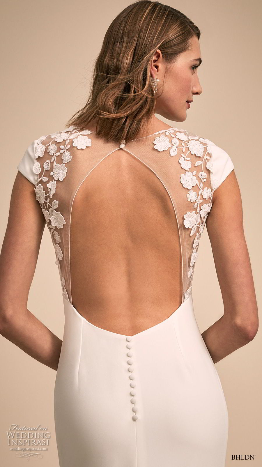 Bhldn S Designer Collective Exclusive Wedding Dresses