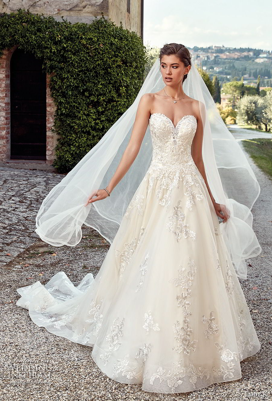 Eddy K. 2019 Wedding Dresses