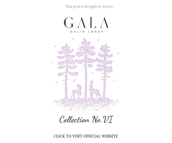 galia lahav gala 2019 bridal sponsor banner