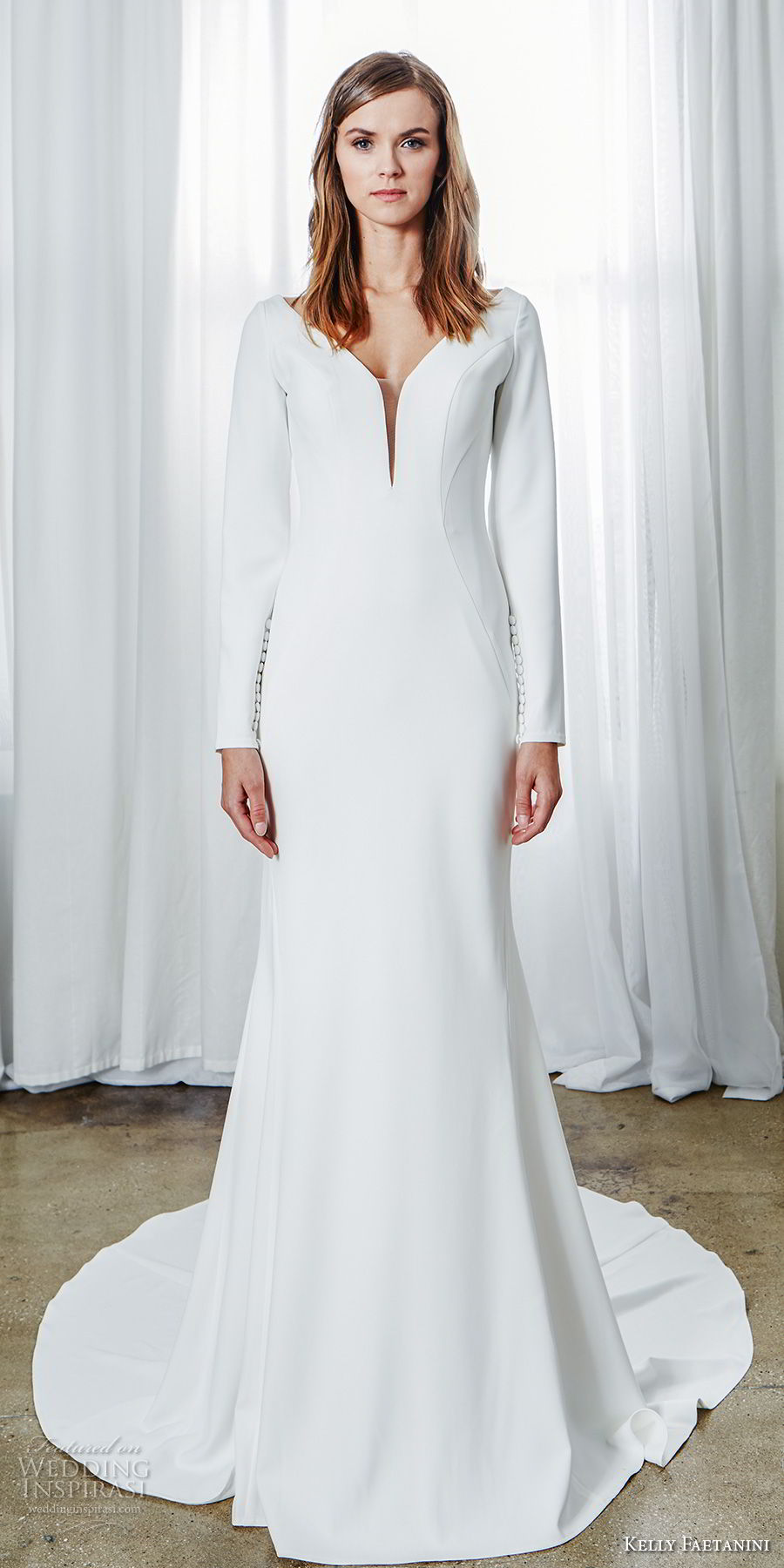 Kelly Faetanini Spring 2019 Wedding Dresses