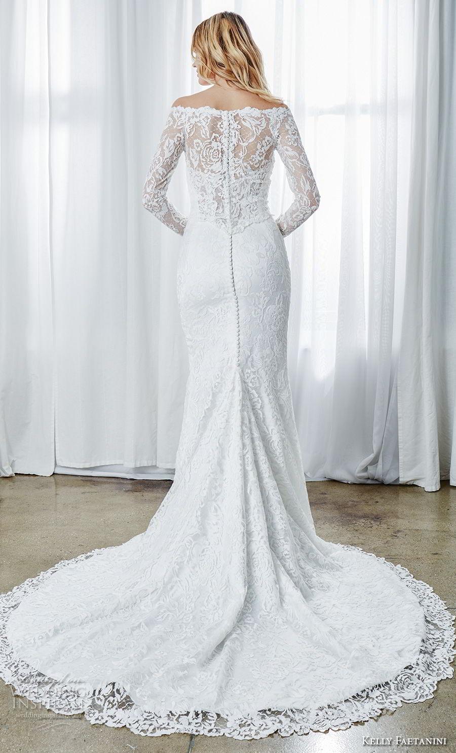 Kelly Faetanini Spring 2019 Wedding Dresses Wedding