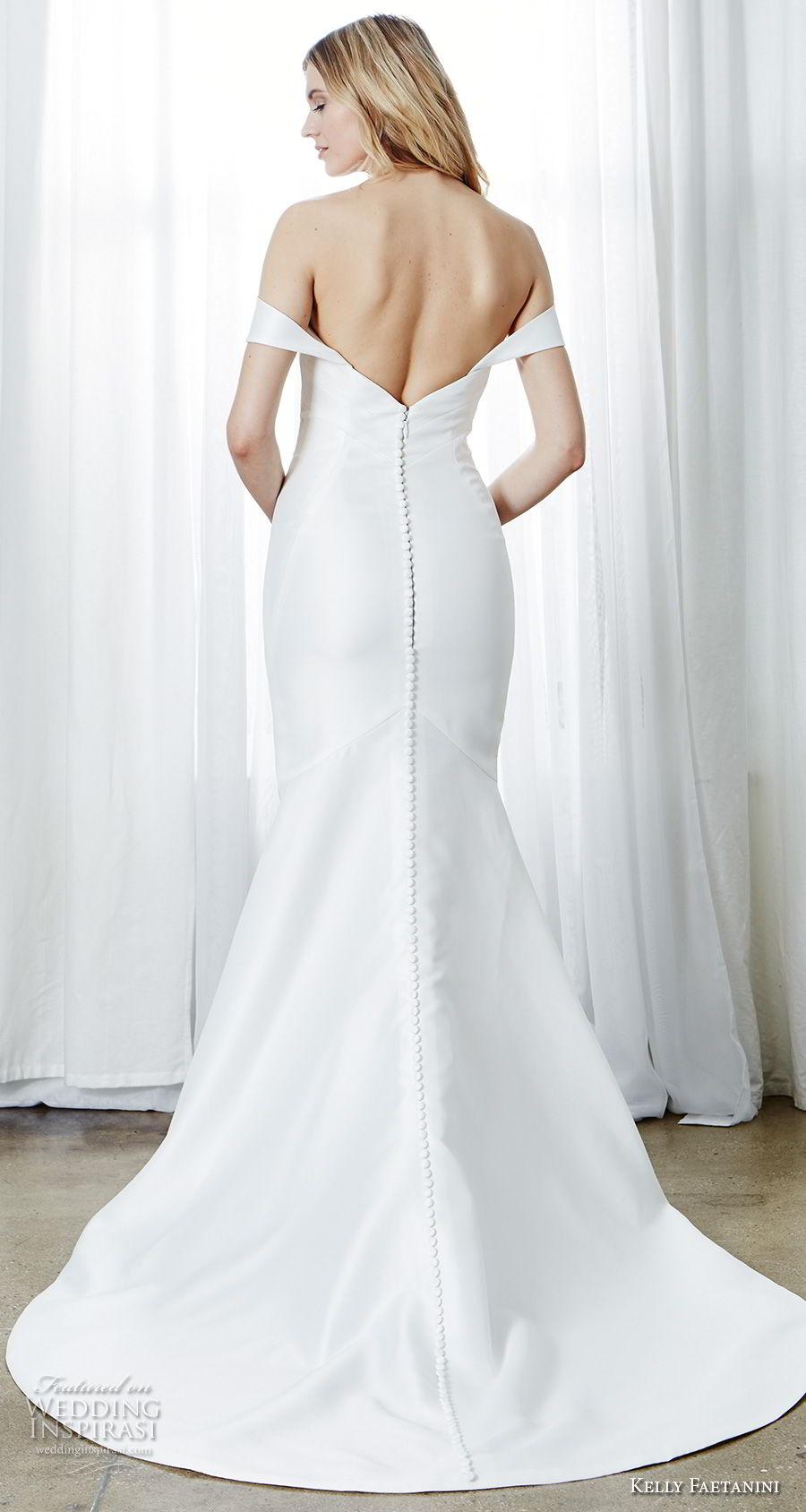 Kelly Faetanini Spring 2019 Wedding Dresses | Wedding ...
