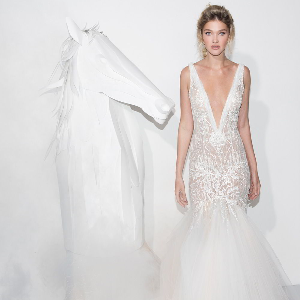 Couture Designer Wedding Gowns: Persy Couture 2019 Wedding Dresses