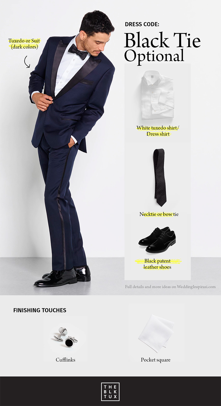 Decoding Dress Codes Get Smart With The Black Tux