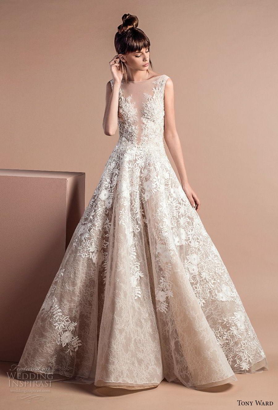 Tony Ward 2018 Wedding Dresses