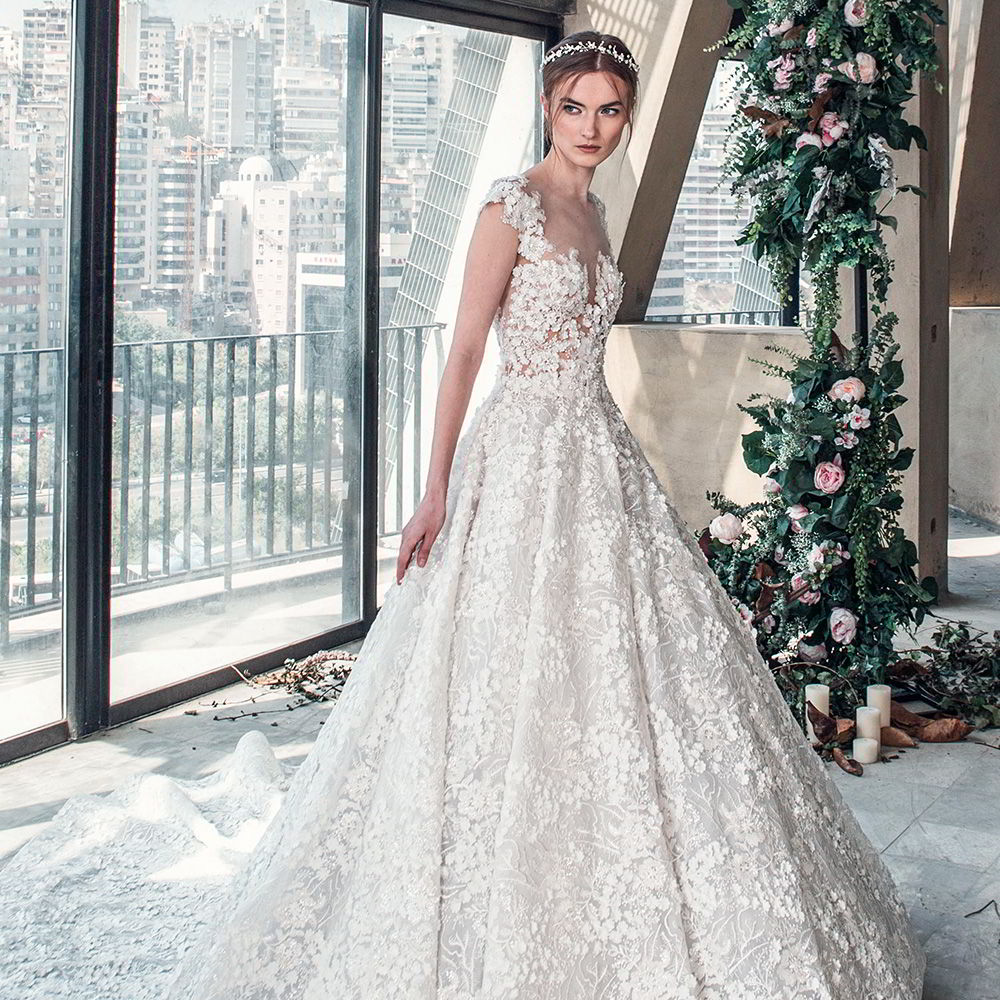 Tony Ward La Mariée Fall 2018 Wedding Dresses: Tony Ward La Mariée Spring 2019 Wedding Dresses