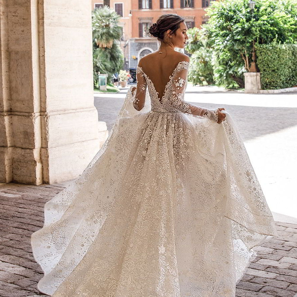 Wedding Gowns For The Mature Bride: 15 Regal Wedding Dresses Fit For A Royal Wedding
