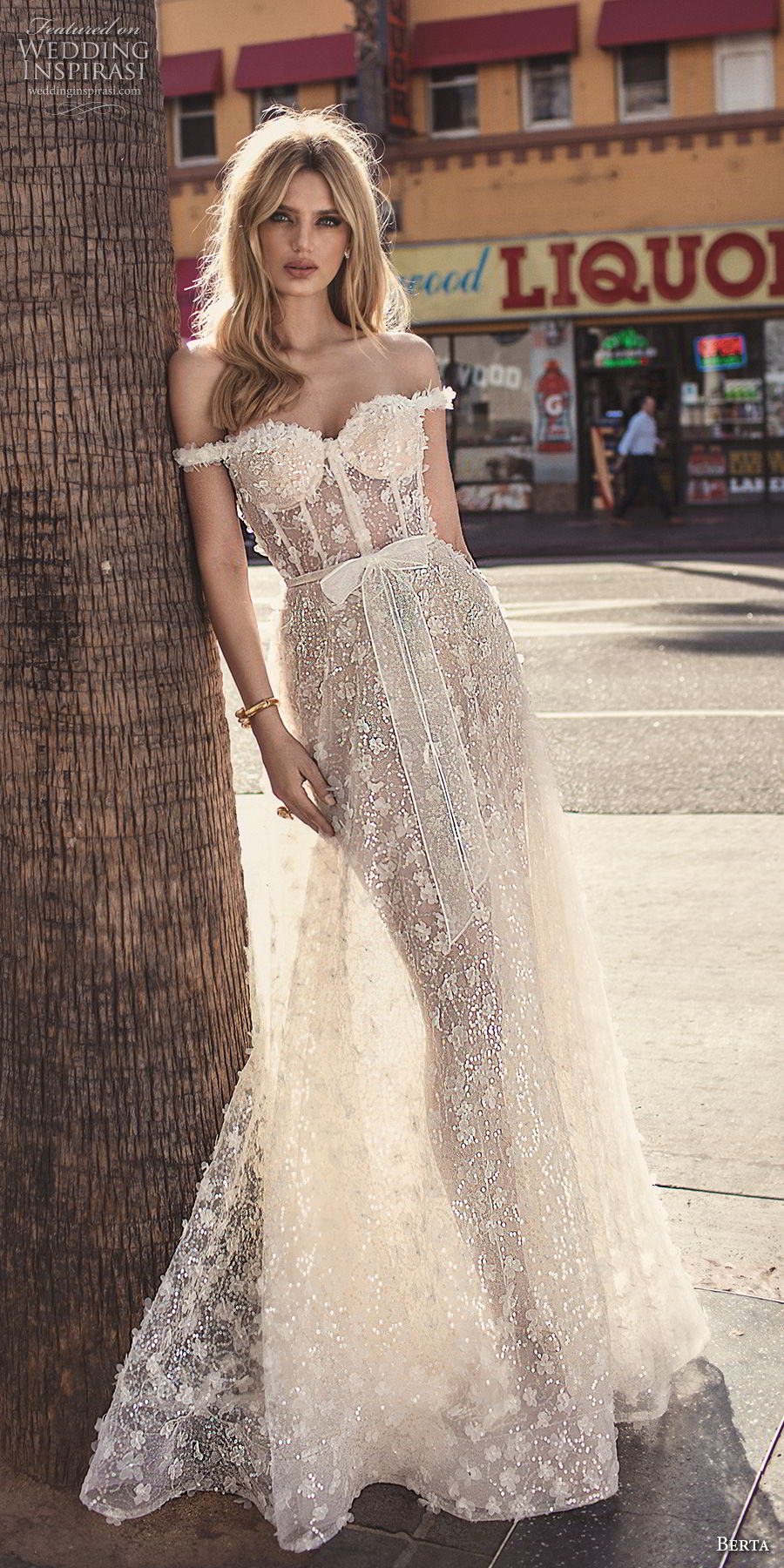 Muse By Berta 2019 Wedding Dresses City Of Angels