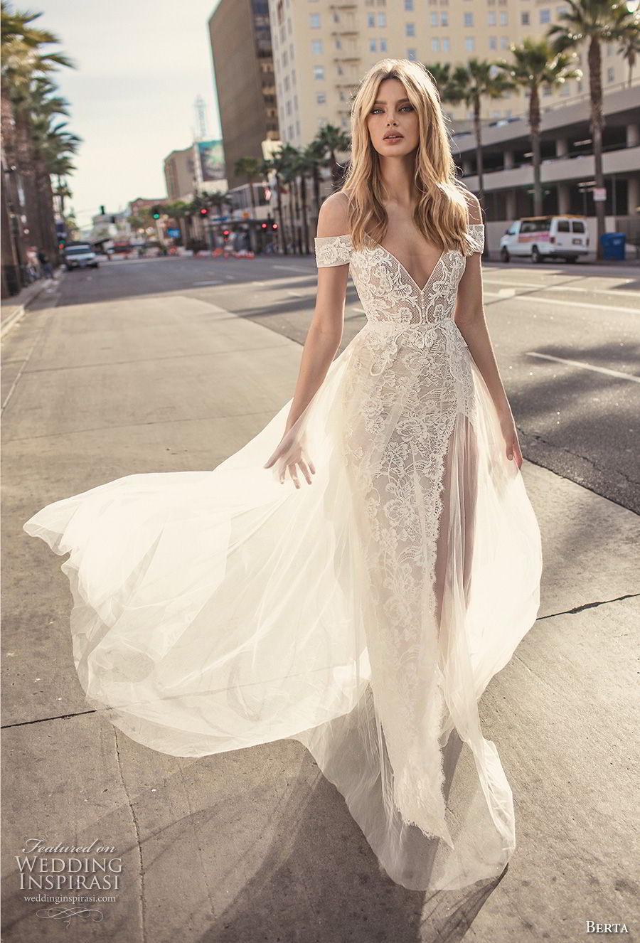Muse By Berta 2019 Wedding Dresses Crazyforus