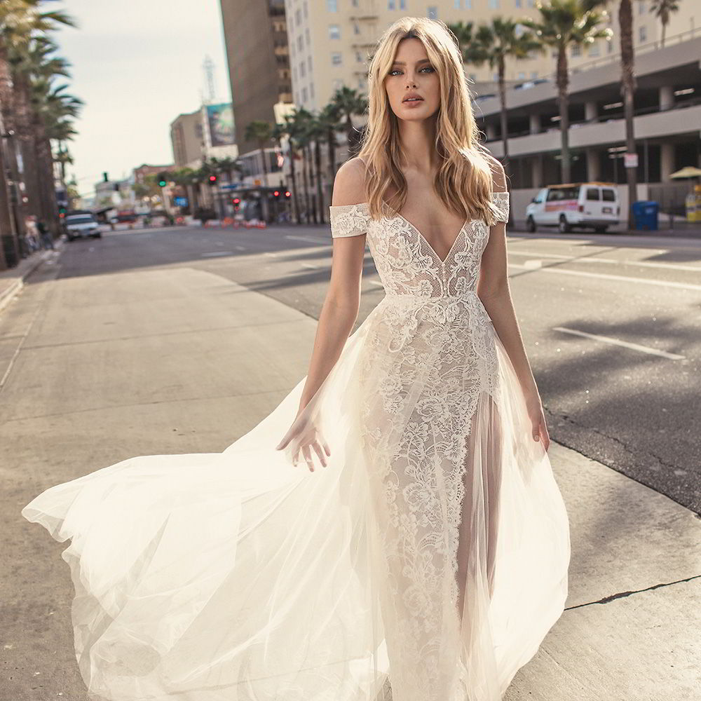 Muse by berta 2019 wedding dresses city of angels for Where to buy berta wedding dresses