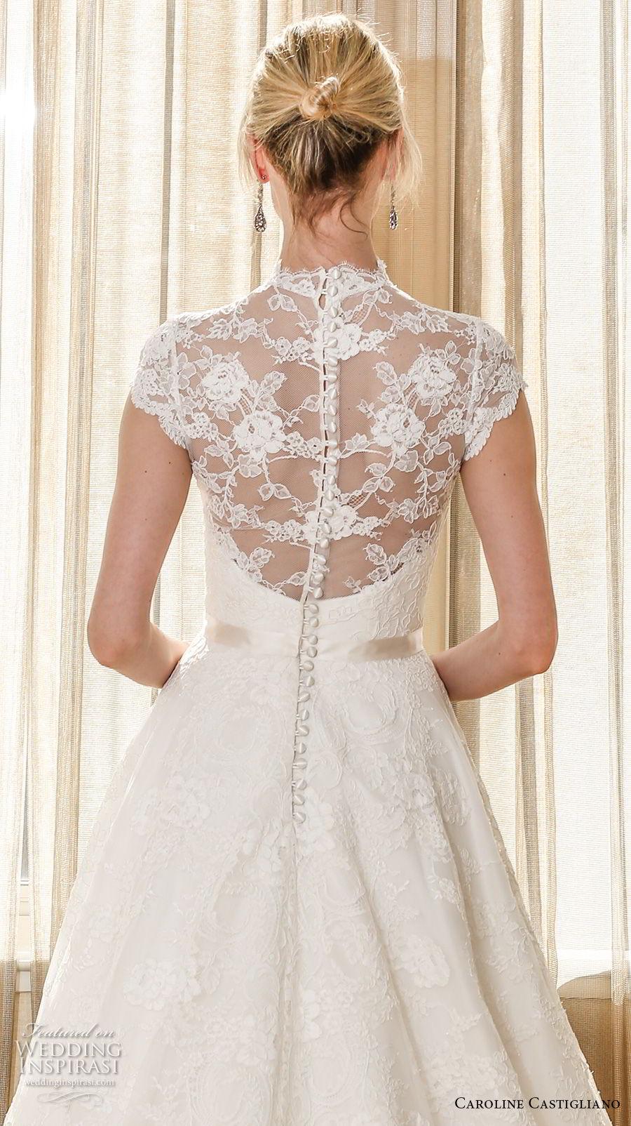 Caroline Castigliano 2019 Wedding Dresses Wedding Inspirasi