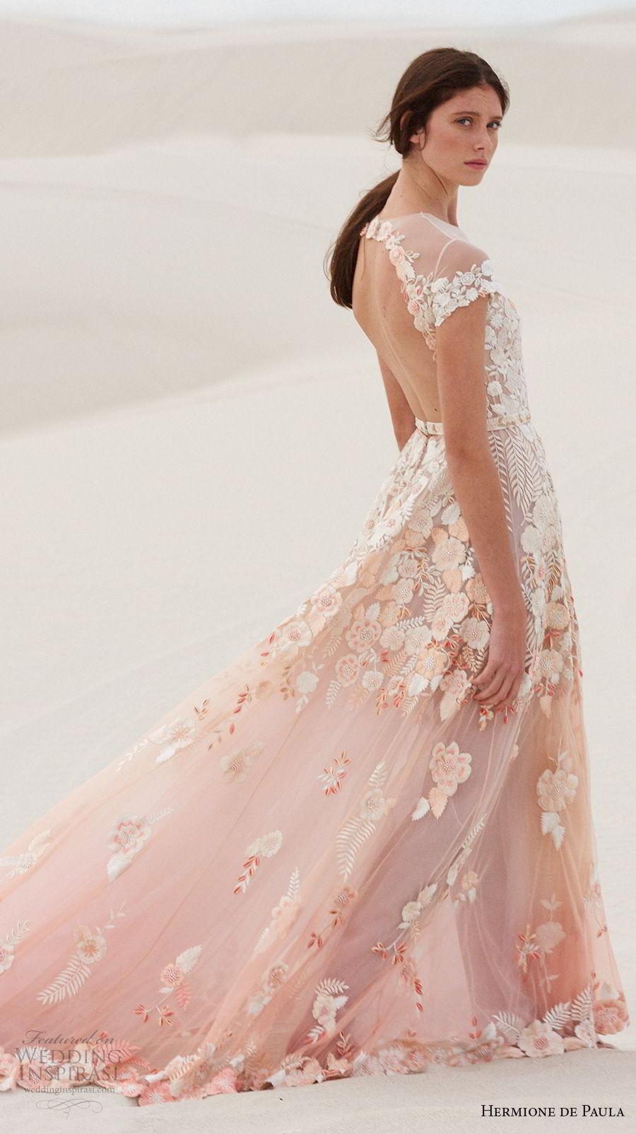 Famoso Vestidos De Novia Claire Embellecimiento - Colección de ...