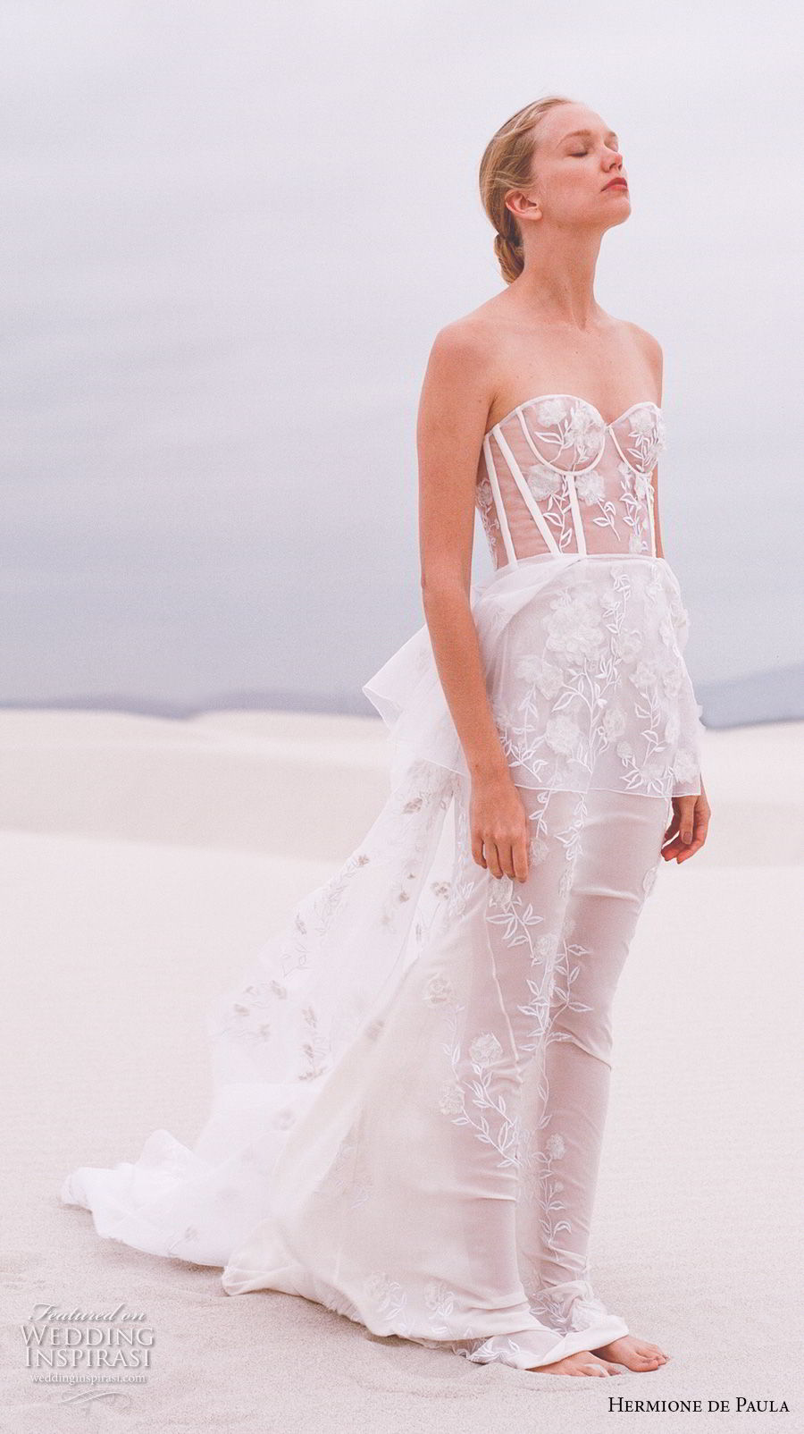 Hermione De Paula Spring 2019 Wedding Dresses Abeona S