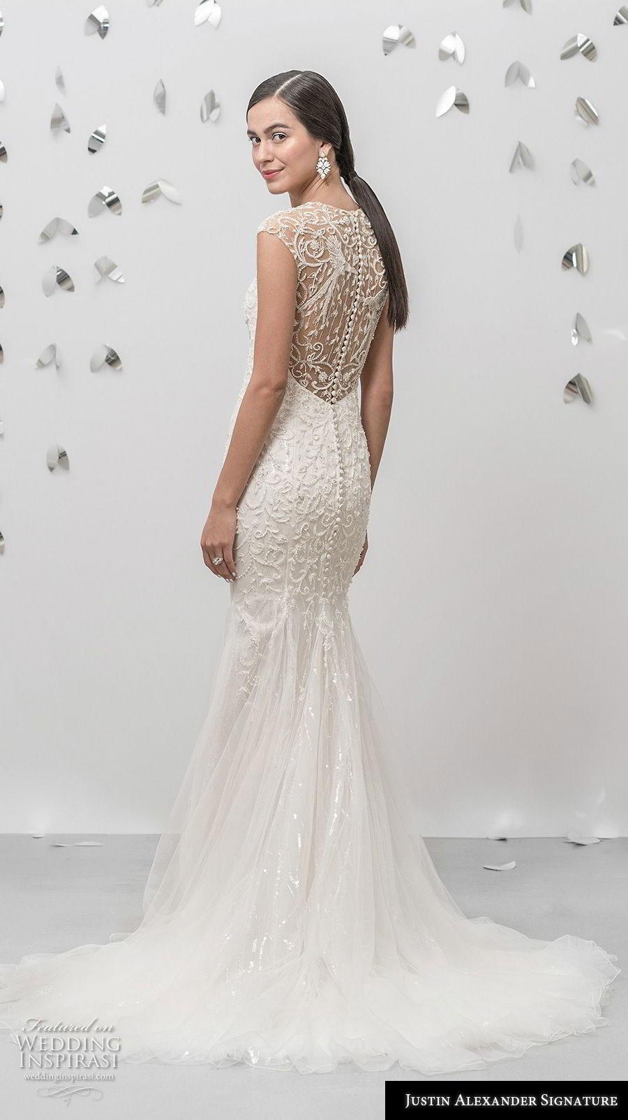 Justin Alexander Signature Fall 2018 Wedding Dresses ...