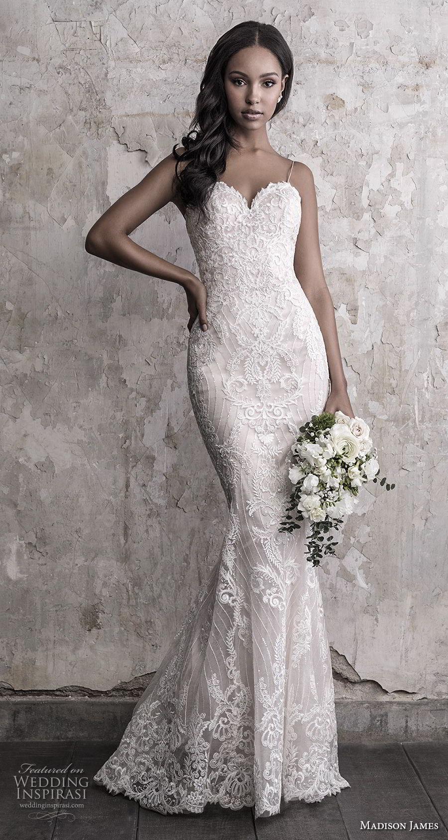 Madison James Fall 2018 Wedding Dresses Wedding Inspirasi
