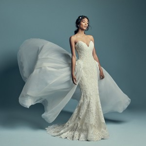 maggie sottero fall 2018 bridal wedding inspirasi featured wedding gowns dresses and collection