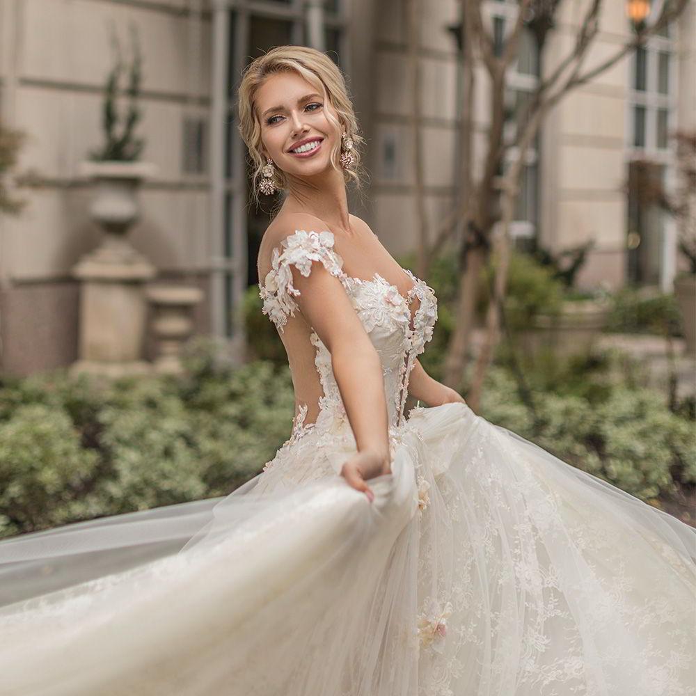 Naama & Anat Spring 2019 Wedding Dresses