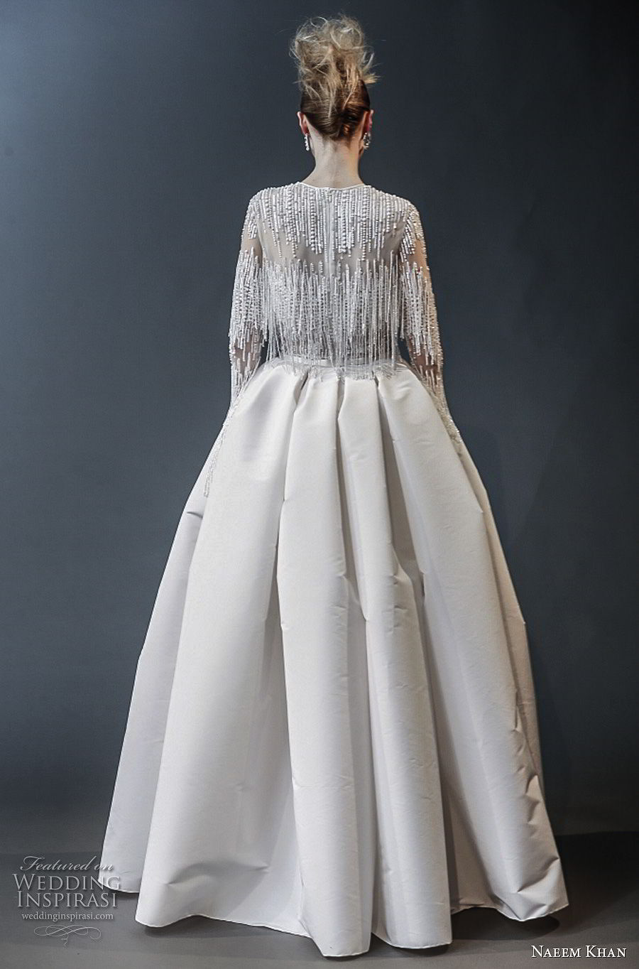 See all of the newest wedding dresses from ROMONA New York's Spring bridal collection.