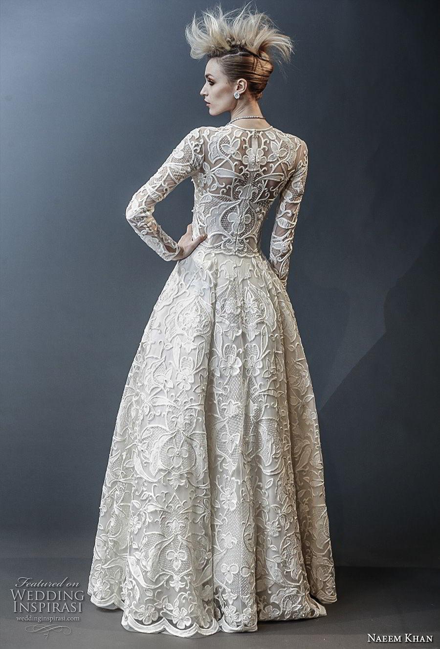 Naeem Khan Spring 2019 Wedding Dresses | Wedding Inspirasi