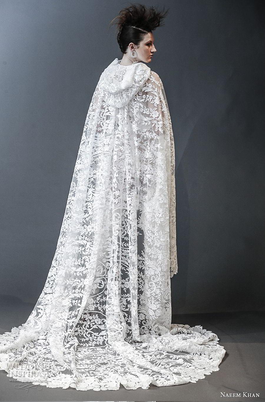 Naeem Khan Spring 2019 Wedding Dresses Wedding Inspirasi
