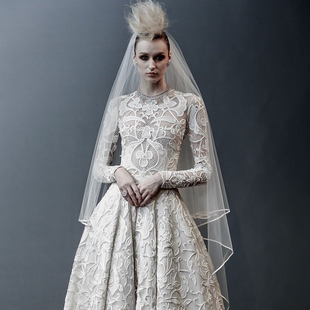 Naeem Khan Wedding Gowns