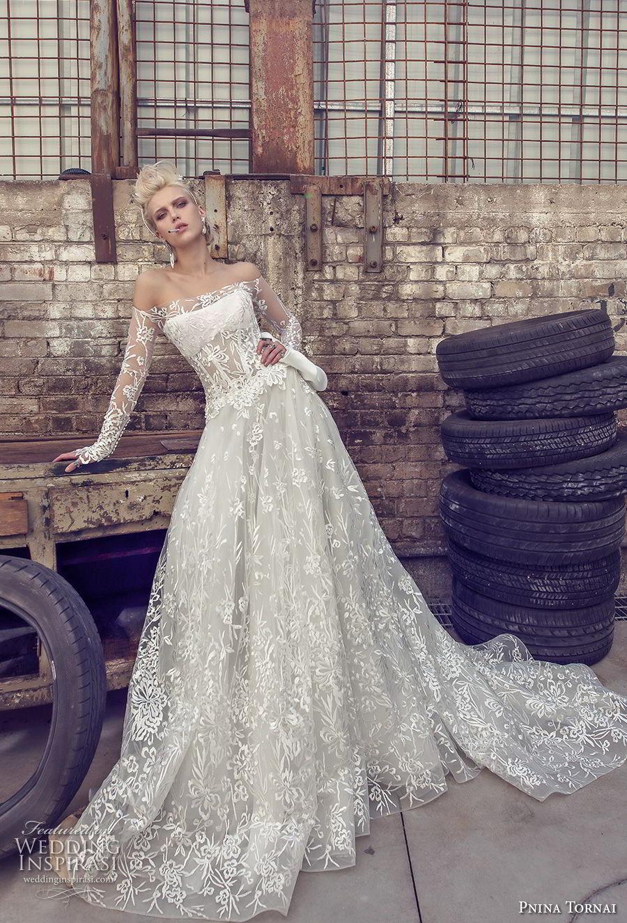 Pnina Tornai 2019 Wedding Dresses Love Bridal Collection