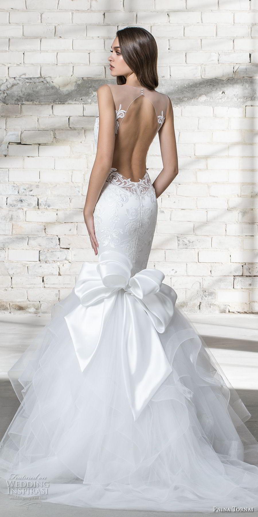 "Pnina Tornai 2019 Wedding Dresses — ""Love"" Bridal ..."