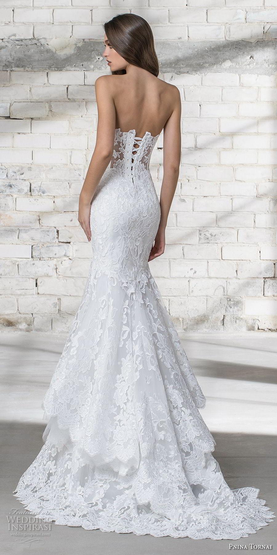 Pnina Tornai 2019 Wedding Dresses Love Bridal Collection Wedding Inspirasi