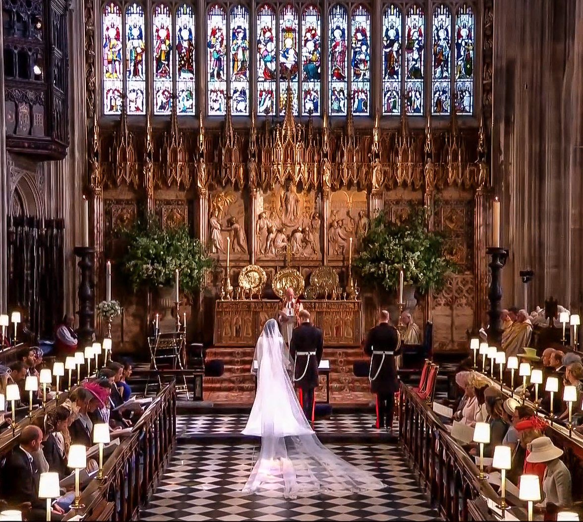The 2018 Royal Wedding Of Meghan Markle And Prince Harry