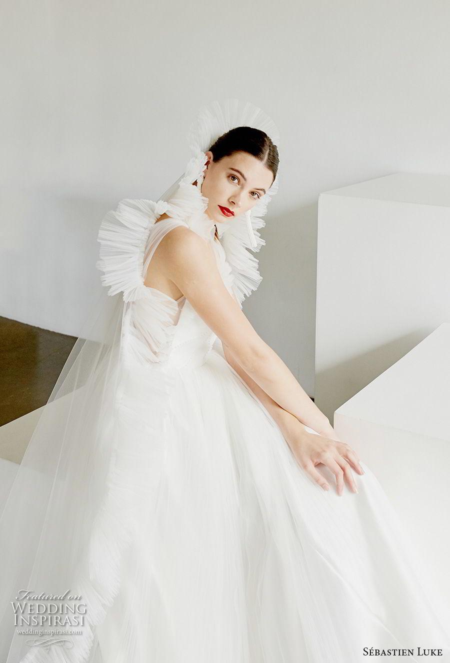 s233bastien luke spring 2019 wedding dresses wedding inspirasi