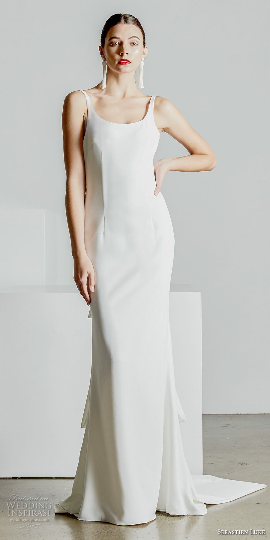 S 233 Bastien Luke Spring 2019 Wedding Dresses Wedding Inspirasi