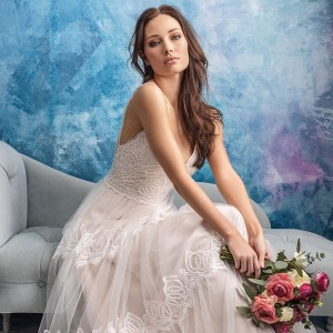 allure bridals fall 2018 bridal wedding inspirasi featured wedding gowns dresses and collection