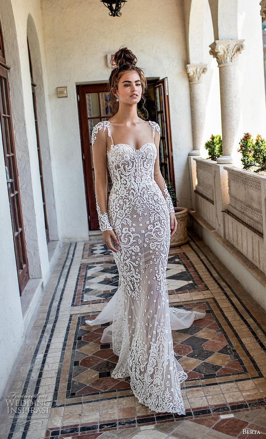 Berta Spring 2019 Wedding Dresses Miami Bridal