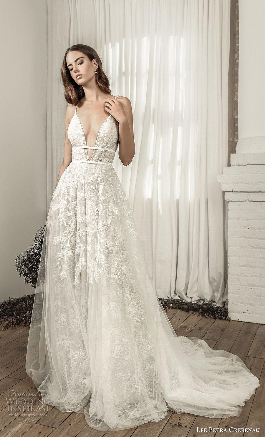 Lee Petra Grebenau Pre 2019 Wedding Dresses Wedding