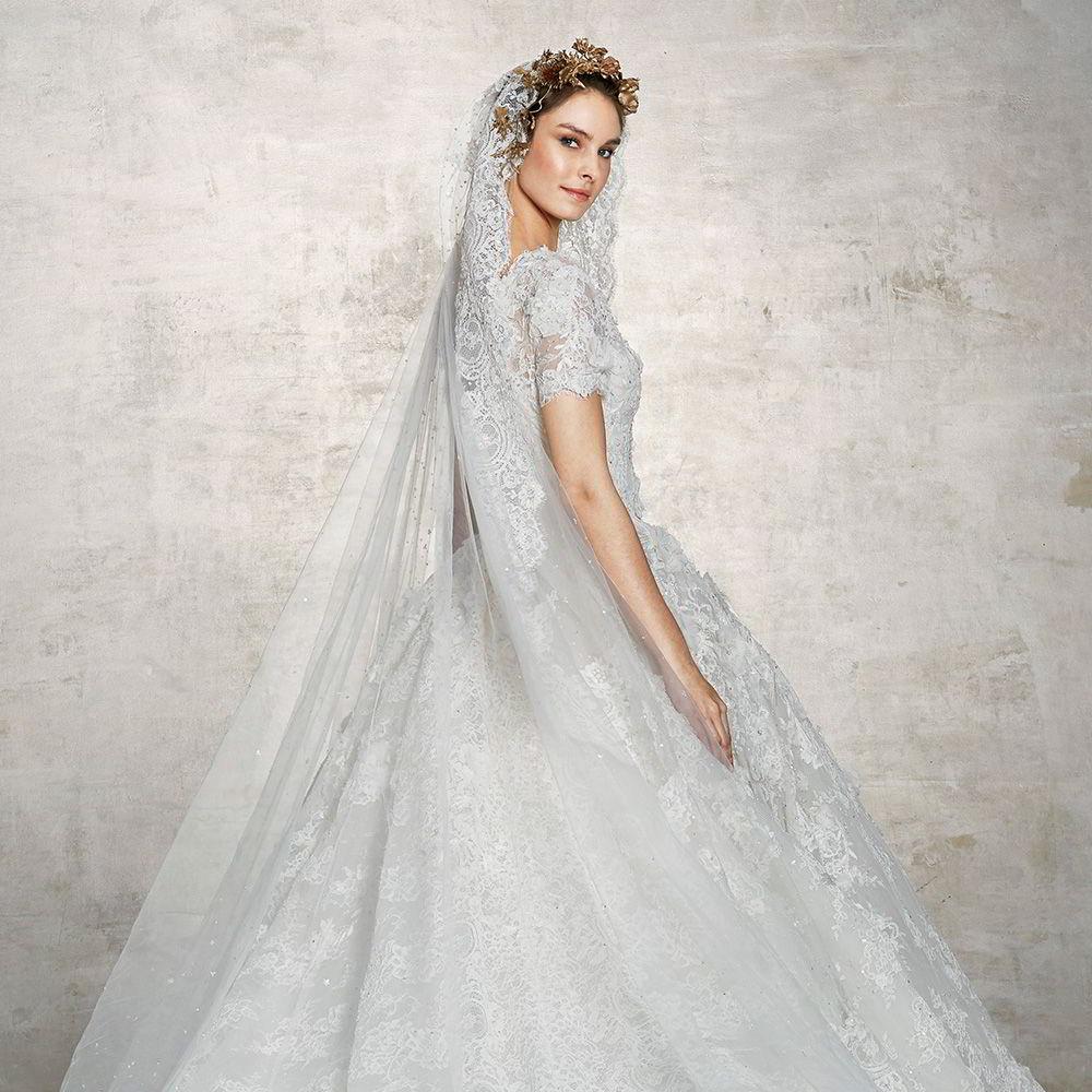 Marchesa Spring 2019 Wedding Dresses