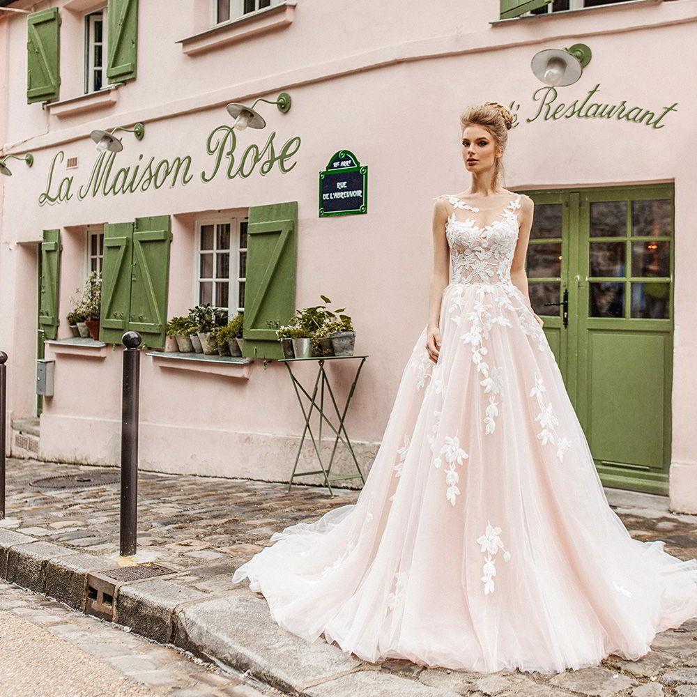 Cosmobella 2019 Wedding Dresses: Victoria Soprano 2019 Wedding Dresses