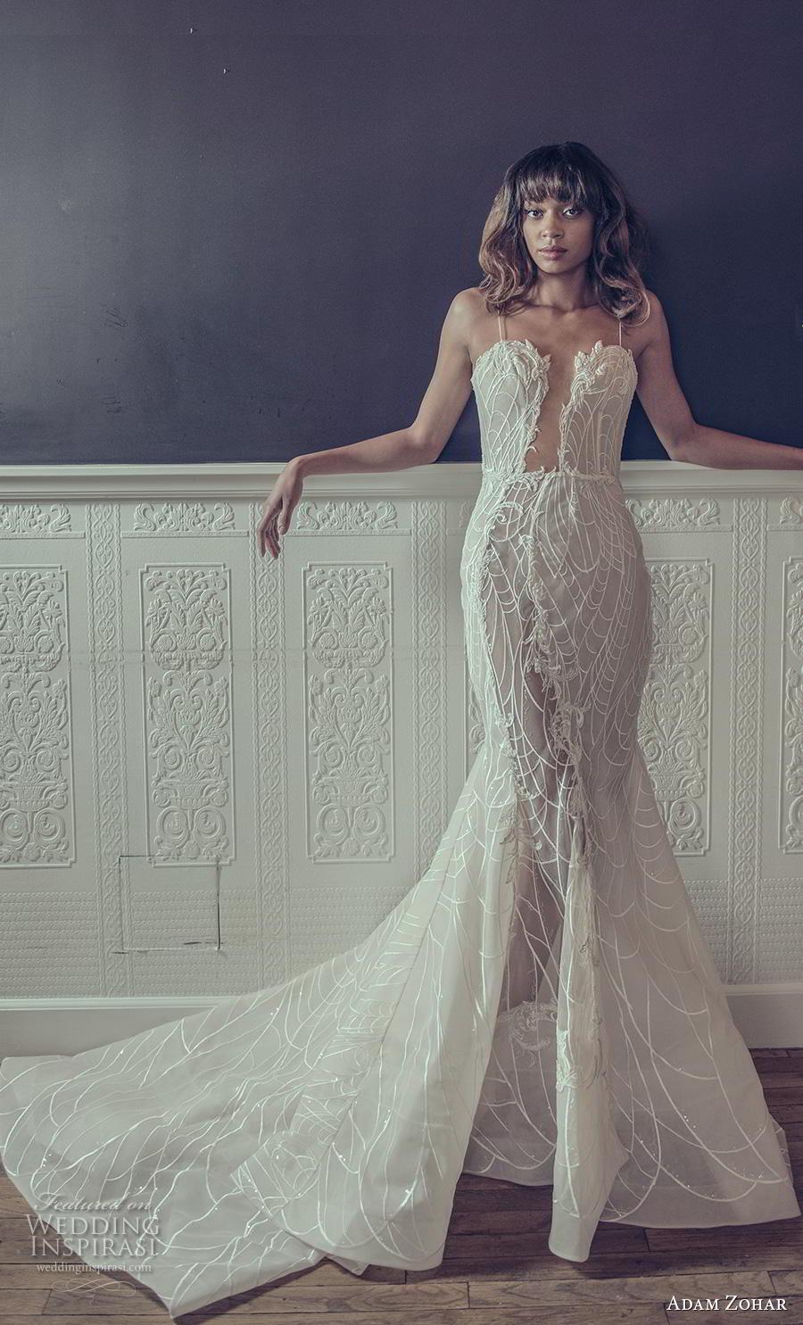 Adam Zohar 2019 Wedding Dresses Wedding Inspirasi