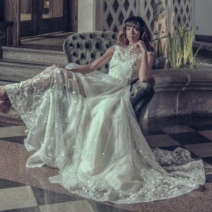 adam zohar 2019 bridal wedding inspirasi featured wedding gowns dresses and collection