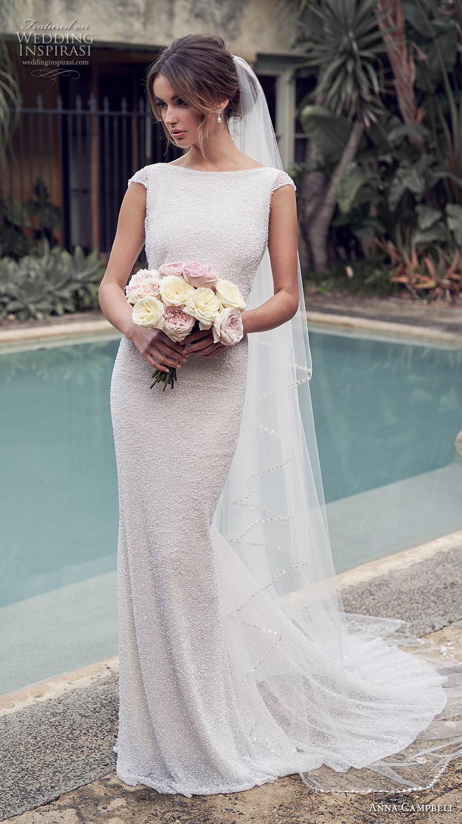 "Anna Campbell 2019 Wedding Dresses — ""Wanderlust"" Bridal ..."