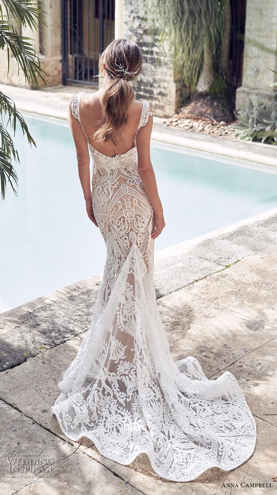 anna campbell 2019 bridal sleeveless v neck full embellishment elegant glamorous fit and flare wedding dress backless medium train (13) bv