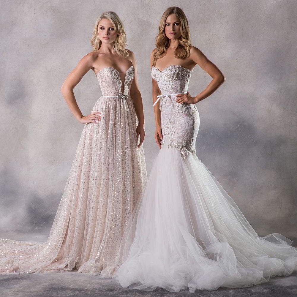 Anna Campbell 2019 Wedding Dresses: Anna Georgina 2019 Couture Wedding Dresses